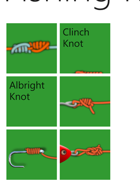 Fishing Knots 1.4 is available & on Christmas Sale!