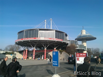 My CeBIT 2012 review