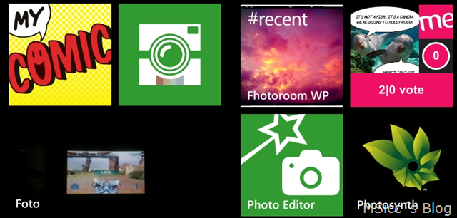 Must have photo apps for Windows Phone (Summer 2012 Edition)