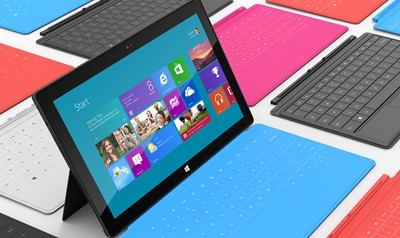 (Rumor) Microsoft Surface coming to Europe?
