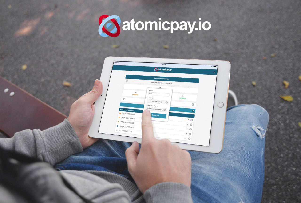 Integrate crypto payments into your .Net applications with AtomicPay